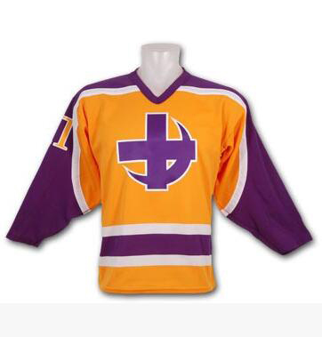 Full sublimation printed custom made unique ice hockey jersey