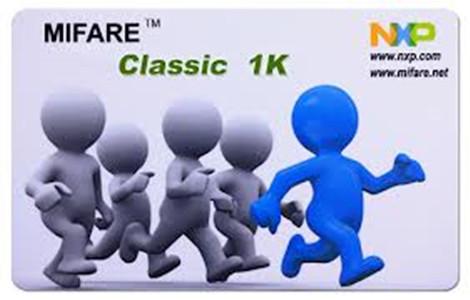 RFID MIFARE CLASSIC 1K