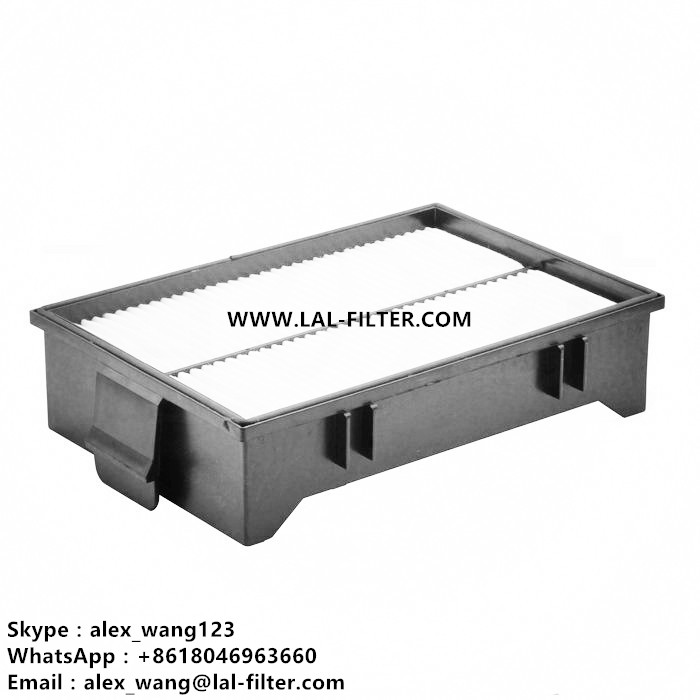 Excavator Cabin Air Filter 4632689 4S00686 For Hitachi