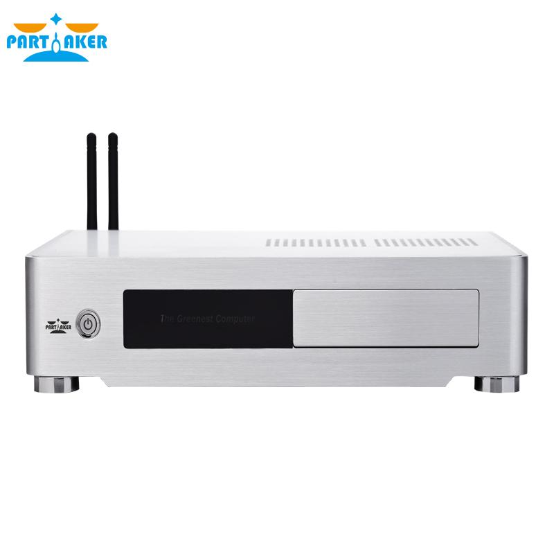 6th Generation SKYLAKE Mini PC Computer with G3900 2.80 GHz CPU DDR4 Memory VGA HDMI DVI Port