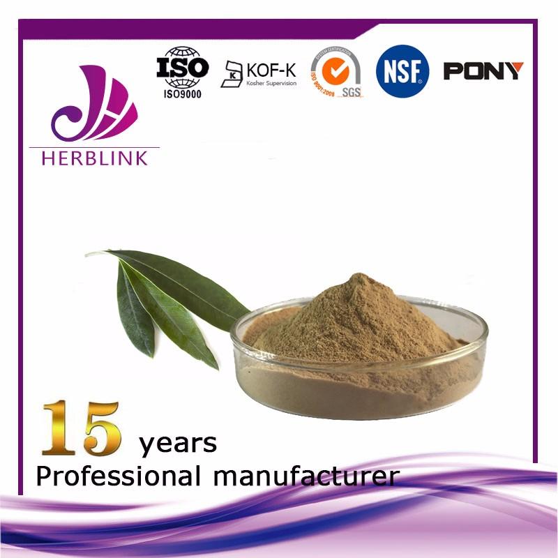 Olive Leaf Extract Oleuropein Hydroxytyrosol