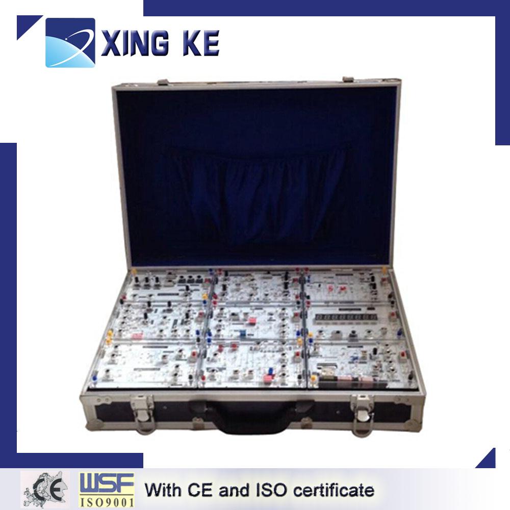 Analog communication training equipment/XK-GP1 educational electronic training kit