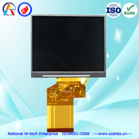 top quality TFT lcd display for car black box and POS terminal etc