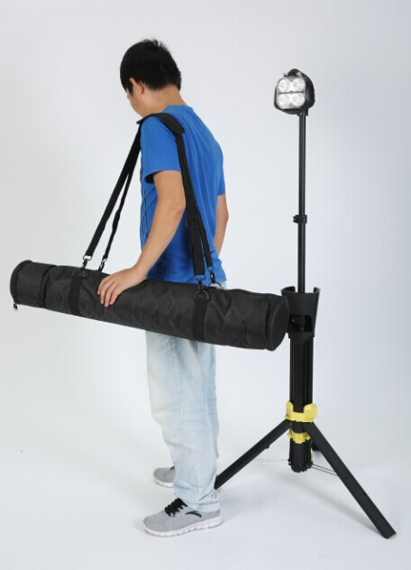 New Arrival RLS829 Rechargeable LED Tripod Work Light