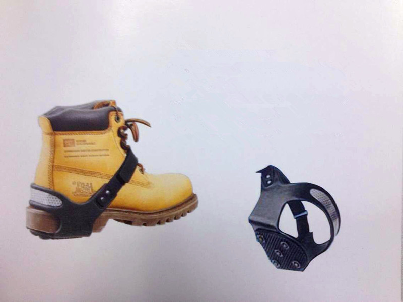 walk on ice snow for mountaineering climbing anti slip Ice Gripper with crampon