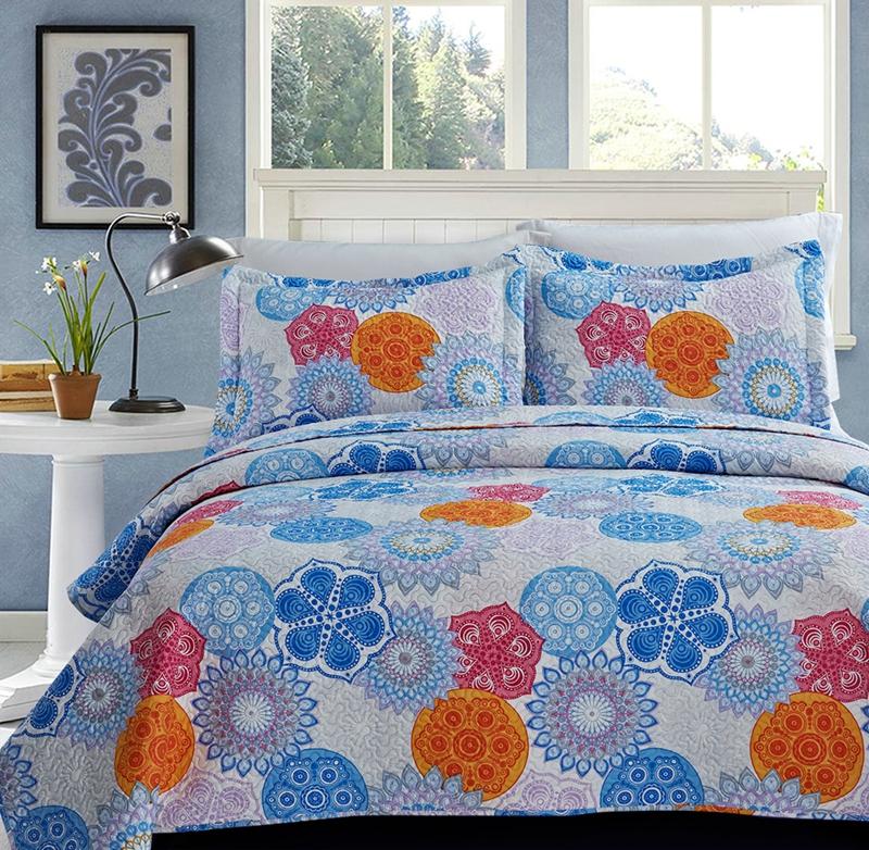 H&J home fashion pinsonic quilt