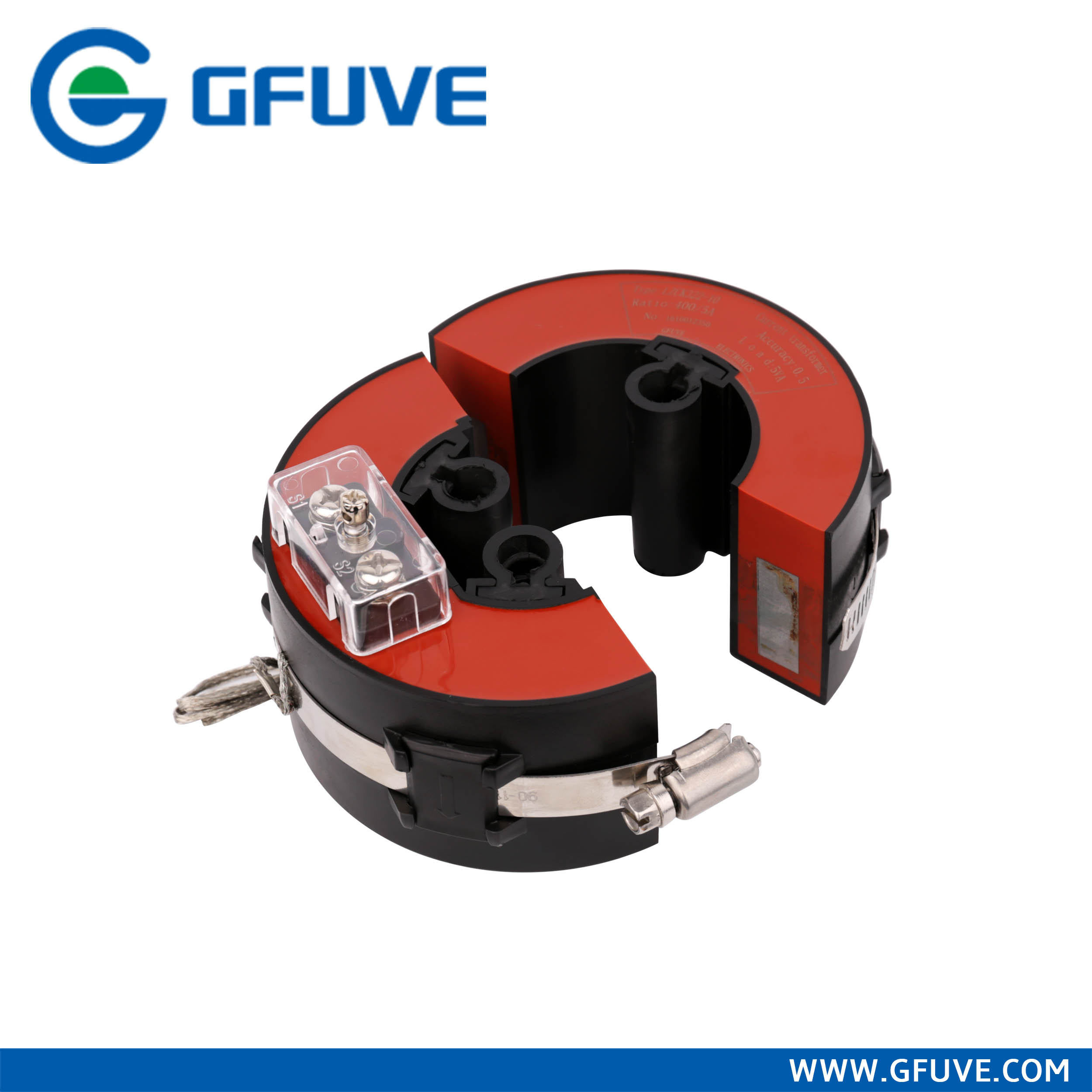 LZCK322-10 Split Core Current Transformer Transducer Vacuum Poured By Insulated Resin