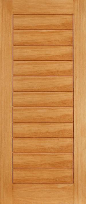 Meranti Wooden Door
