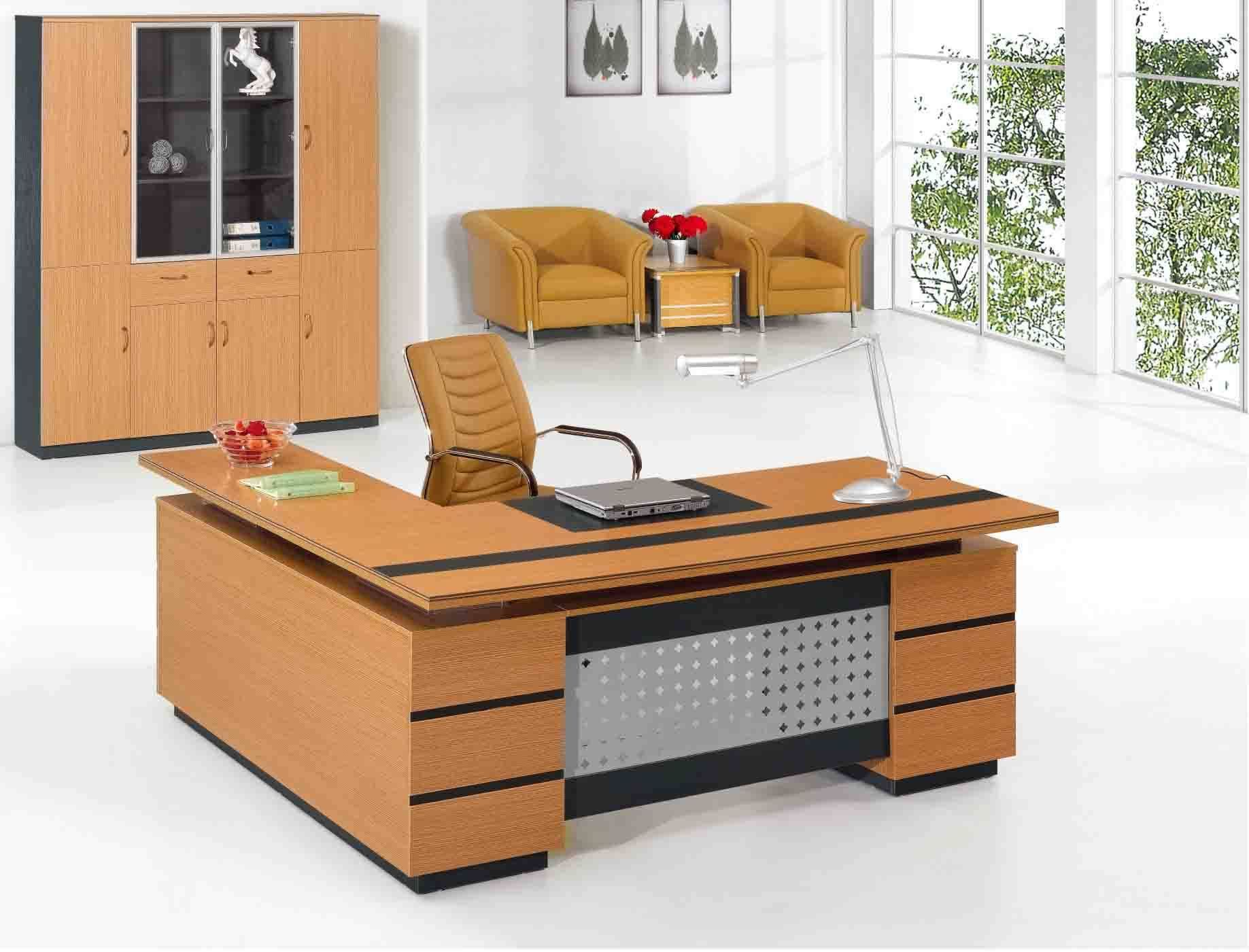 wooden office table. 2011 Fashion Modern High Quality Wooden Office Desk Table