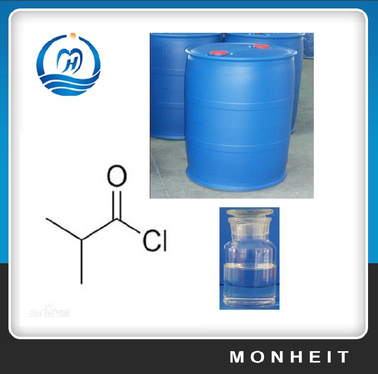 Synthesis Intermediate Isobutyryl Chloride C4H7ClO 79-30-1