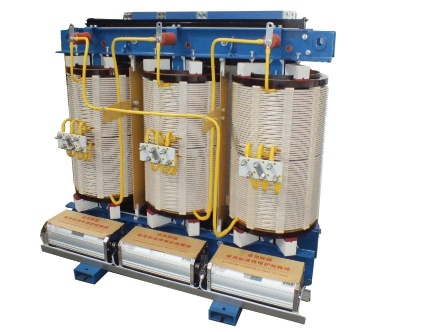Non-Encapsulated H-Class Dry-Type Transformers