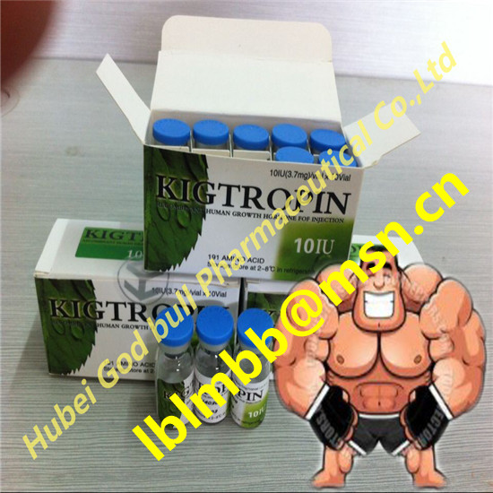 Kigtropin HGH 100iu/kit high purity safe delivery