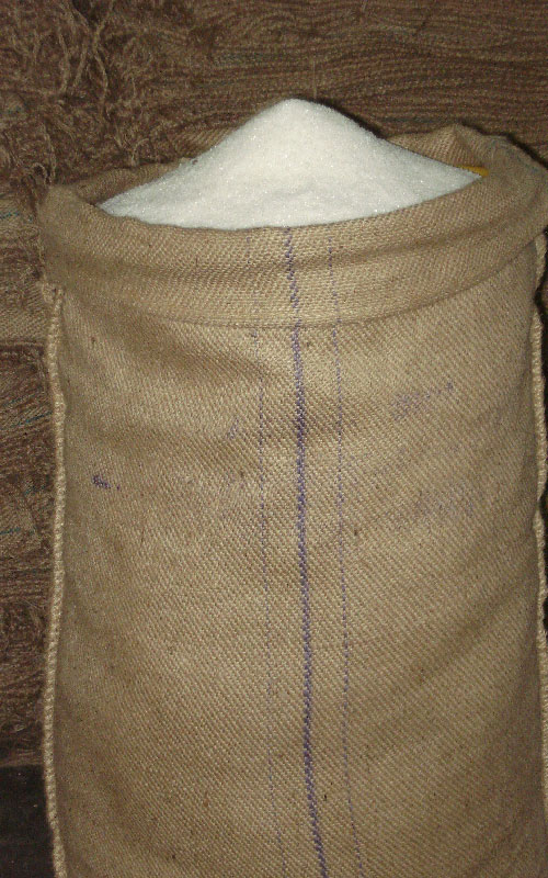 Twill Jute sacks suitable for Sugar and other similar food grain packing