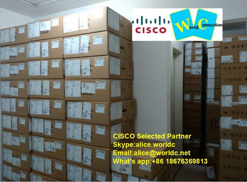 New Sealed Cisco 24 Ports Ws-C2960X-24pd-L Gigabit SFP Poe Switch