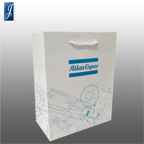 Customized medium promotional bag for ATLAS