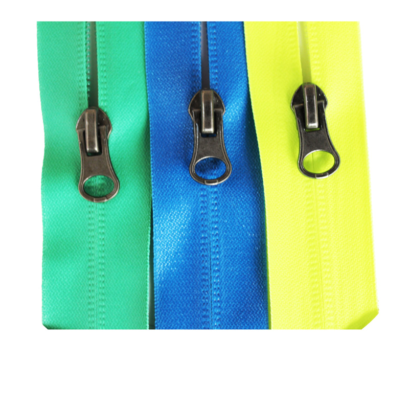 5# waterproof printed zipper