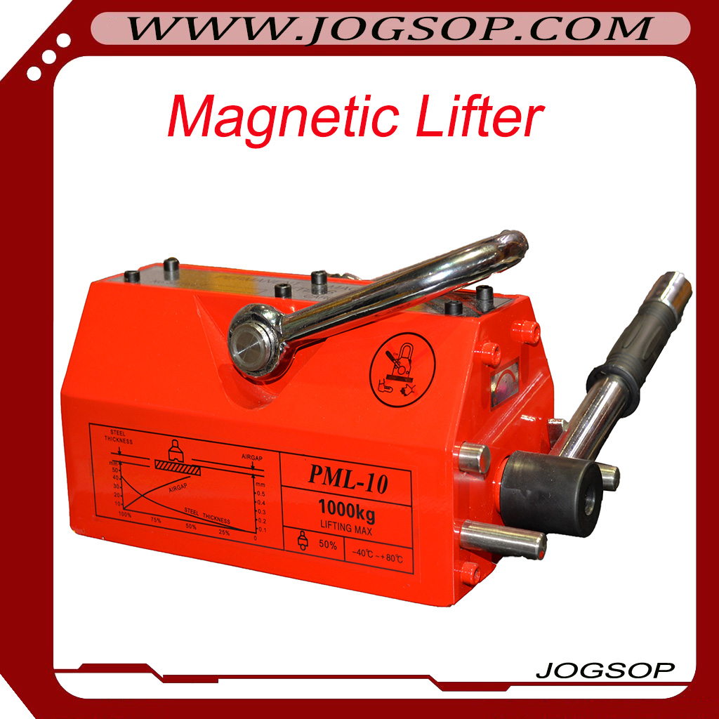 Powerful Manual permanent magnetic lifters supplier