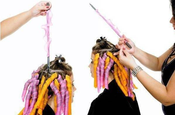 Набор для завивки волос в домашних условиях 765