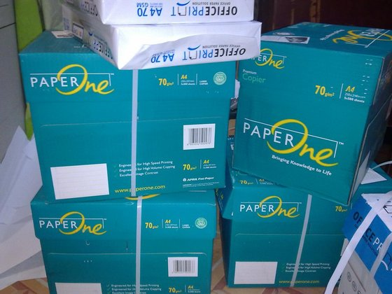 Best quality a4 copy paper for sale