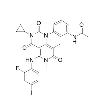 Trametinib free base (CAS NO.:871700-17-3)