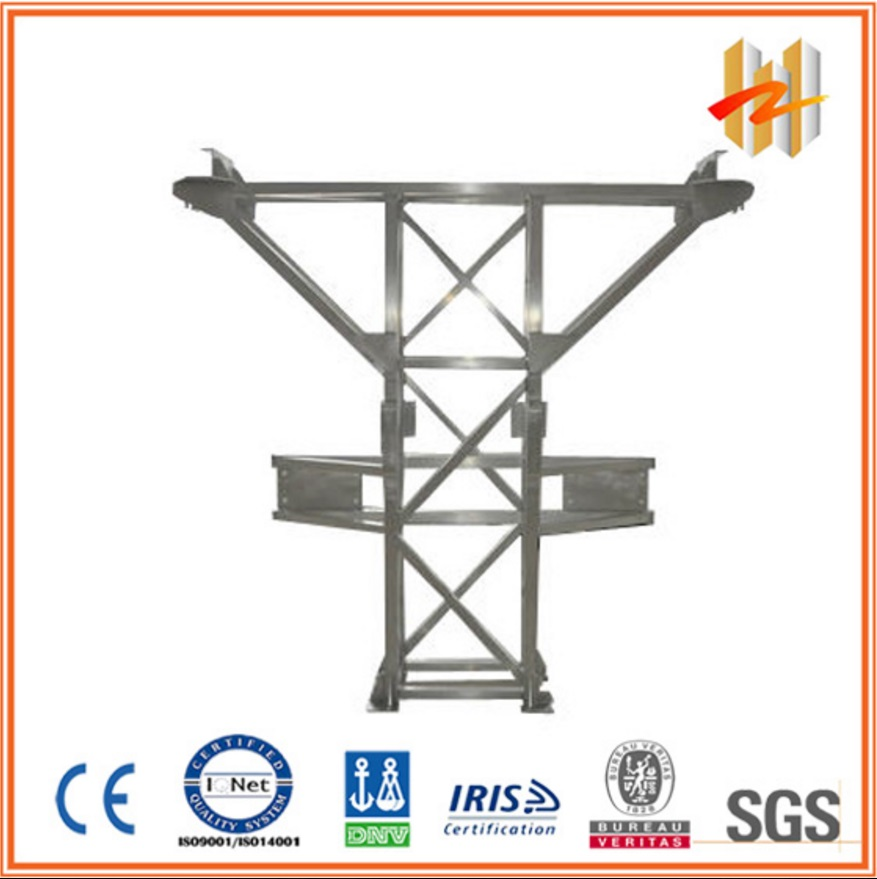 Aluminum Electric Tower, Used for Electric Transmission(ZW-ET-001)