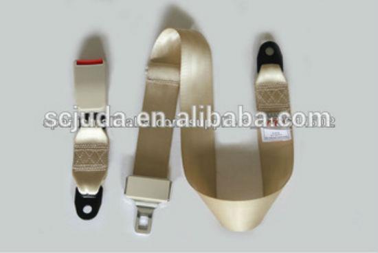 2-point universal seat belts release