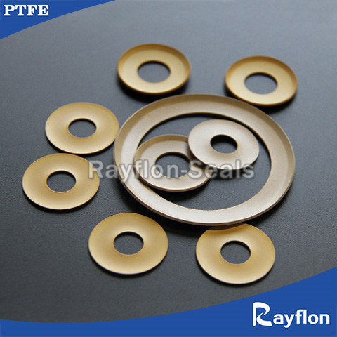 PI filled PTFE piston cups