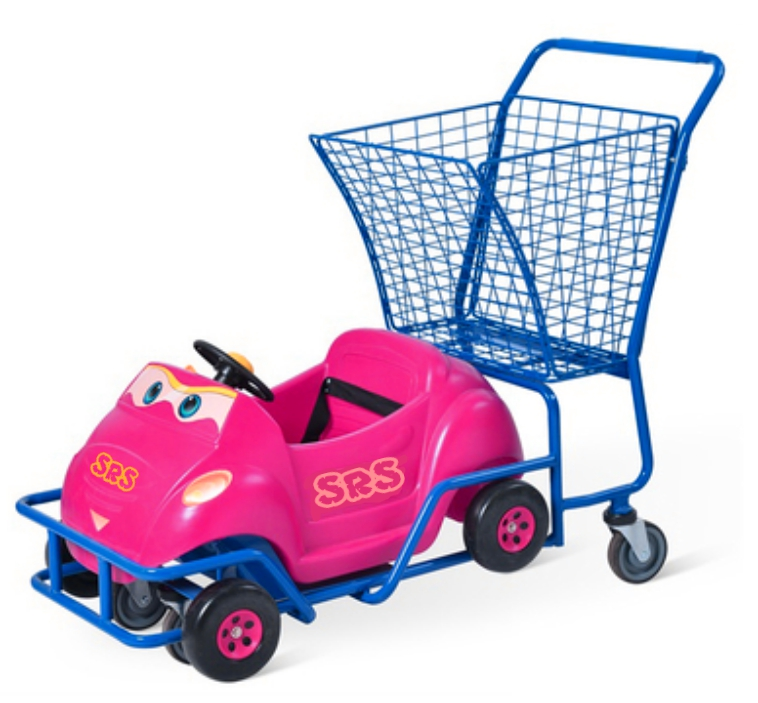 Shopping Kid Cart