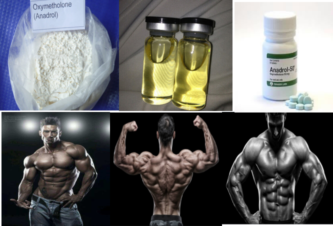99.5% high purity Oxymetholone Anadrol raw powder for muscle building