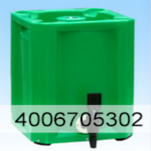 10-15L square type plastic beer keg with 4 days keep fresh time