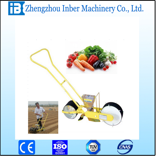 vegetables seed manual planting machine