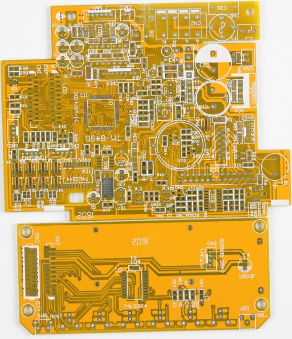 DC/DC Power PCB(10 Layers)