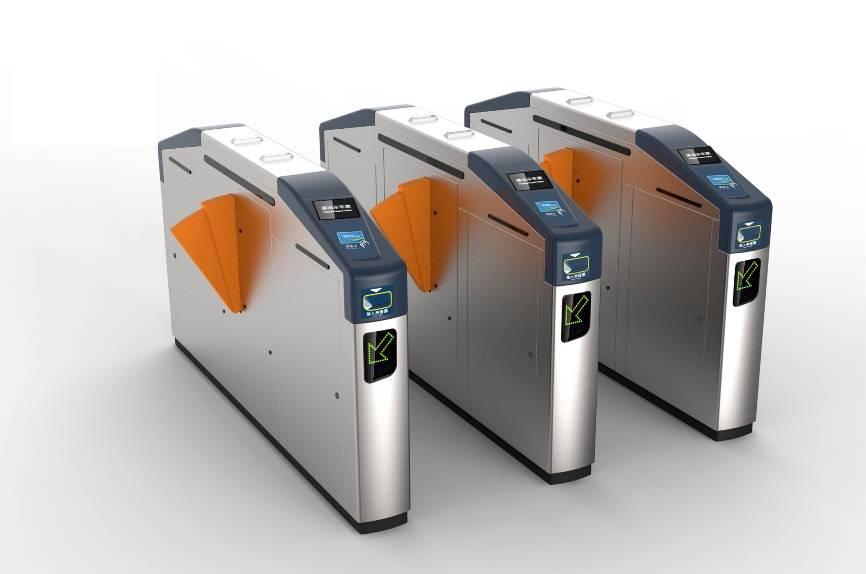 automatic gate machine