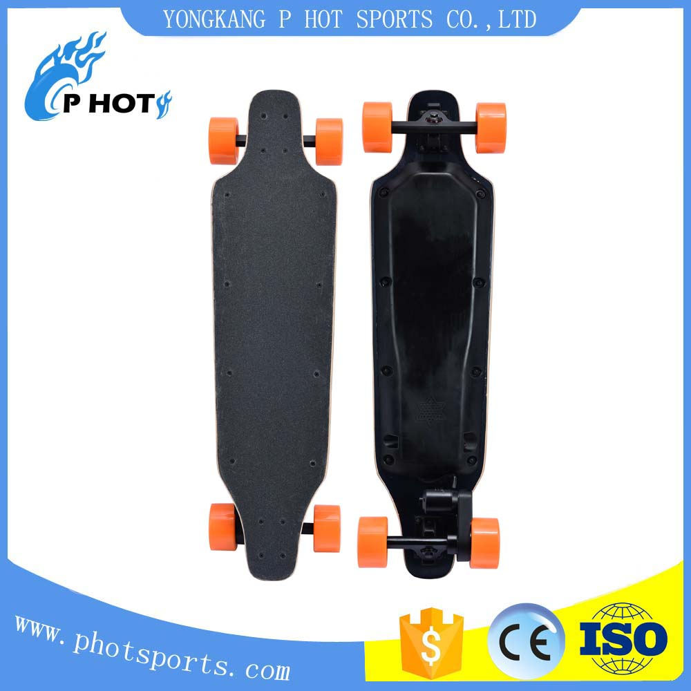 electric skateboard with brushless motor from original factory