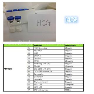 HCG Human Chorionic Gonadotropin 5000iu High Quality