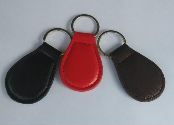RFID Leather Key Fob AG1