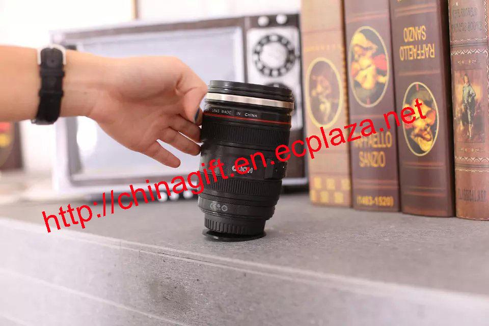 Mighty Tumbler Camera Len Mug