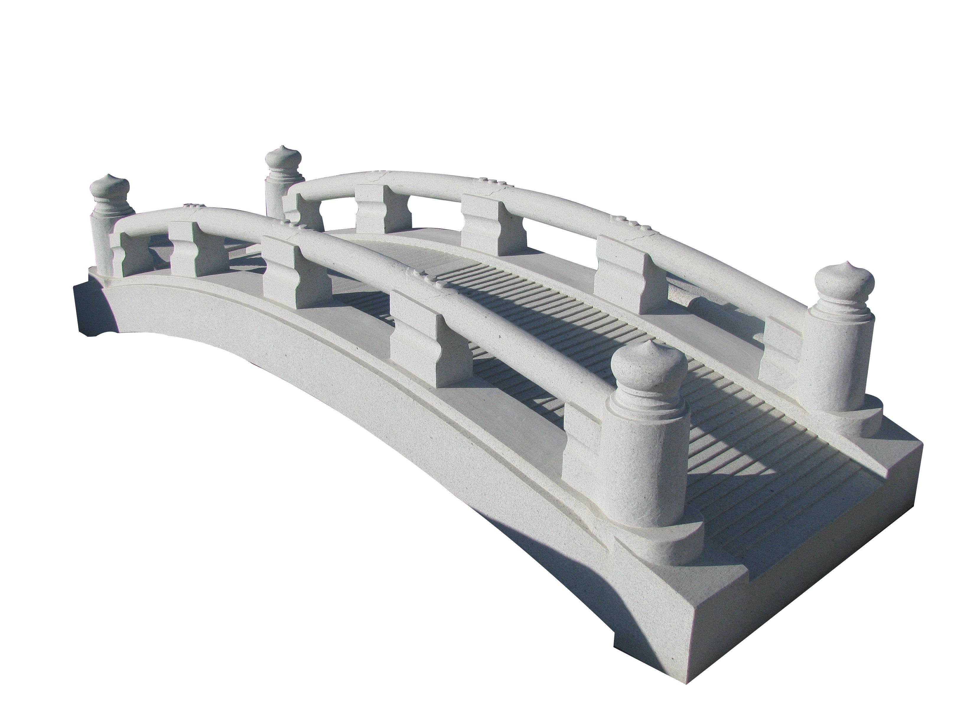 Stone Bridge Sculpture