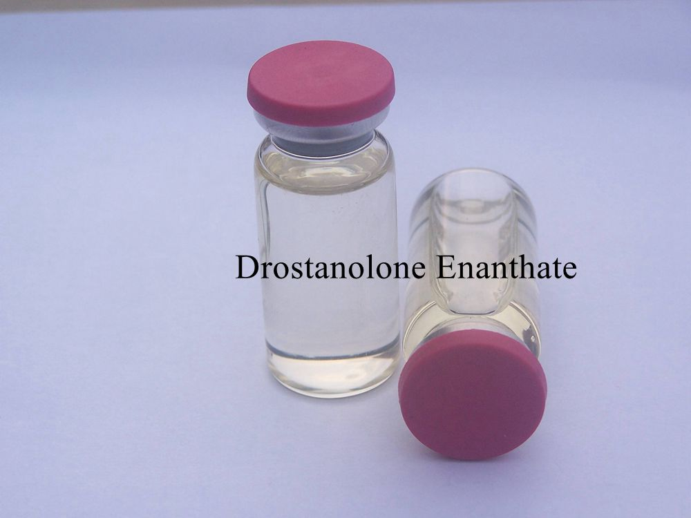 Drostanolone Enanthate injectable anabolic steroids hormones for body building