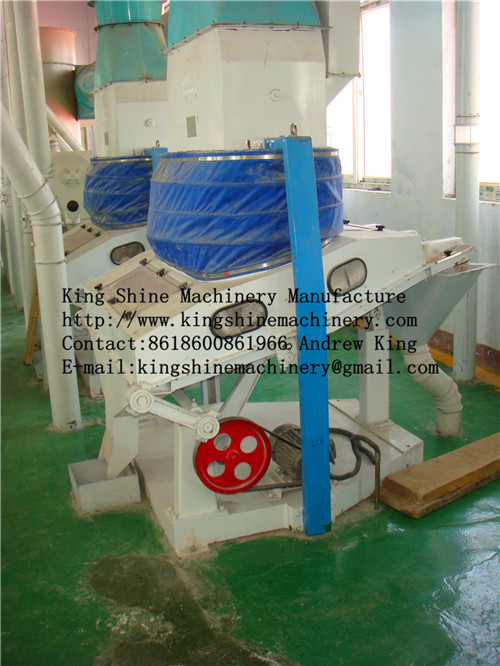 Maize Products Processing Machine