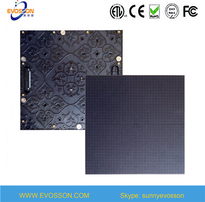 Full Color P3.91 LED Modules 250250mm