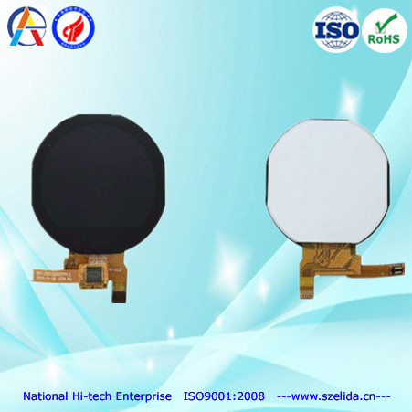 top quality round display 1.22 inch tft lcd screen for smart watch
