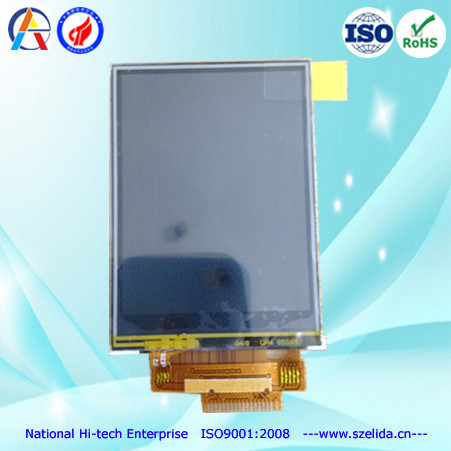 top quality 2.4 inch color tft lcd display 240x320 with RGB/MPU/SPI interface
