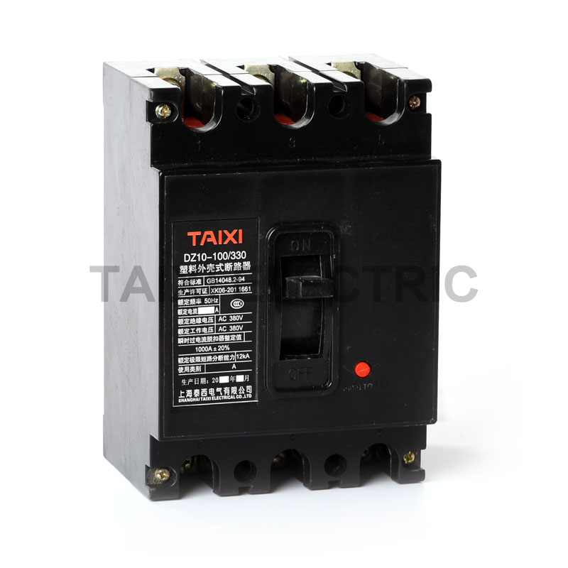 DZ10 Molded Case Circuit Breaker mccb