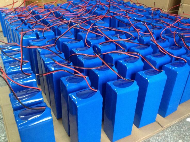 Rechargeable 36v 8ah Li ion Battery Cell for E-bike battery