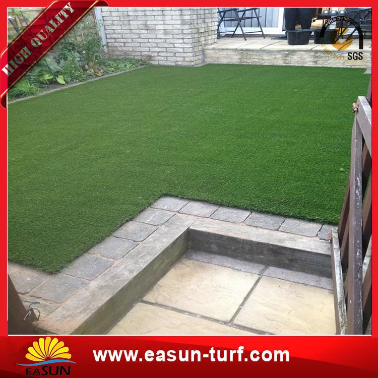 Cheap Price 40mm LandscapingArtificial GrassForGarden-Donut