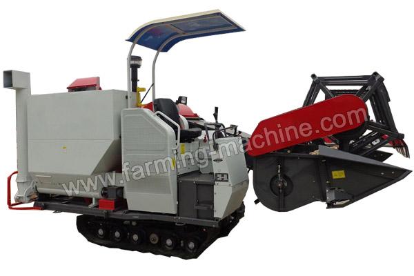 Paddy/Wheat Harvester