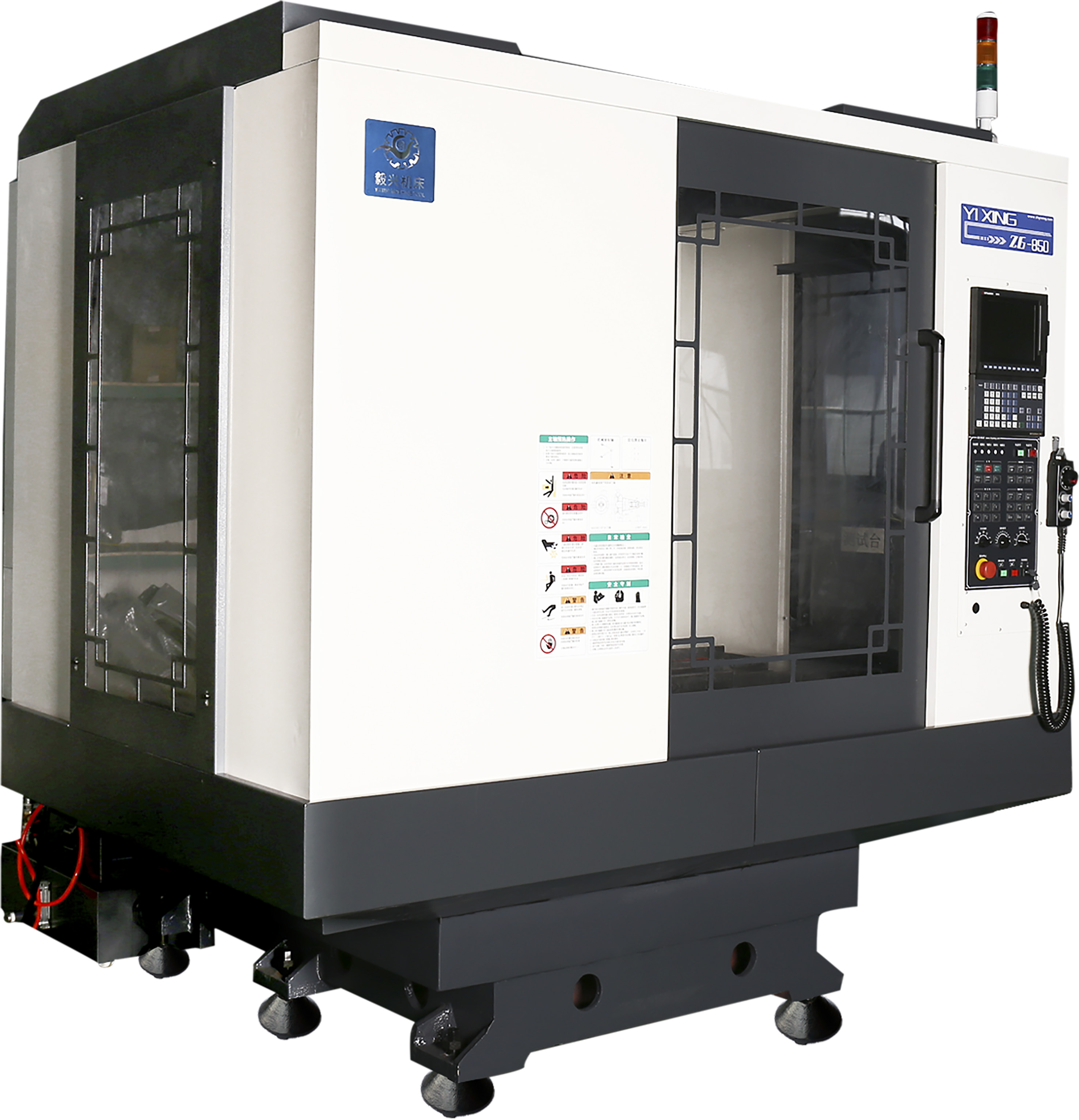 cnc mold machine with Mitsubishi or Fanuc system VMC850