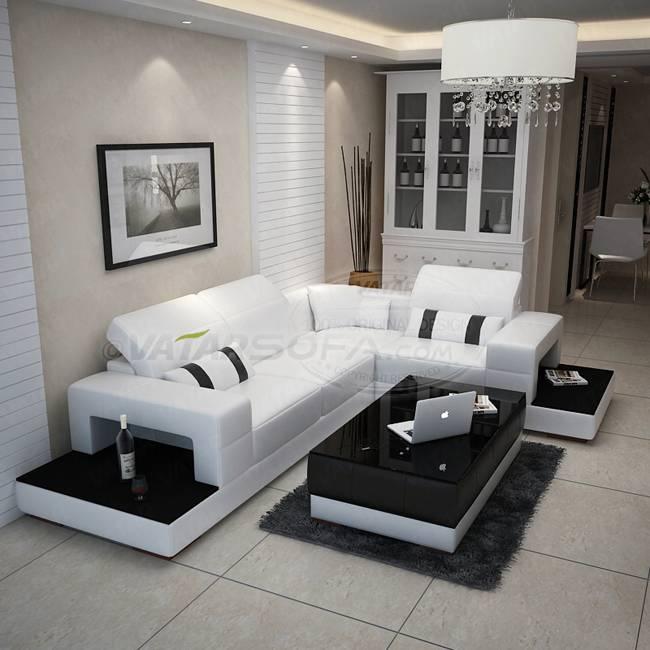 heated leather sofa sale white leather sofa v013b vatar furniture