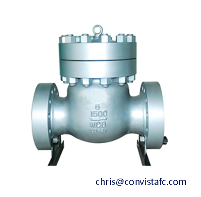 Bolt Bonnet Swing Check Valve